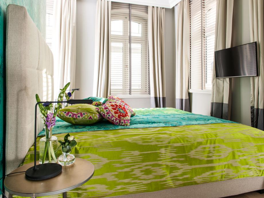 Ausstattung - Suite 1 im Hotel Sylter Zollhaus