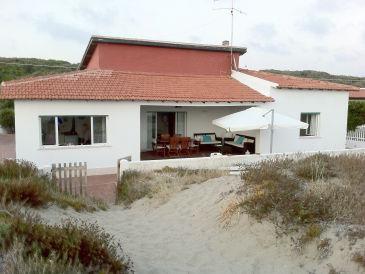 Ferienhaus Villa am Strand