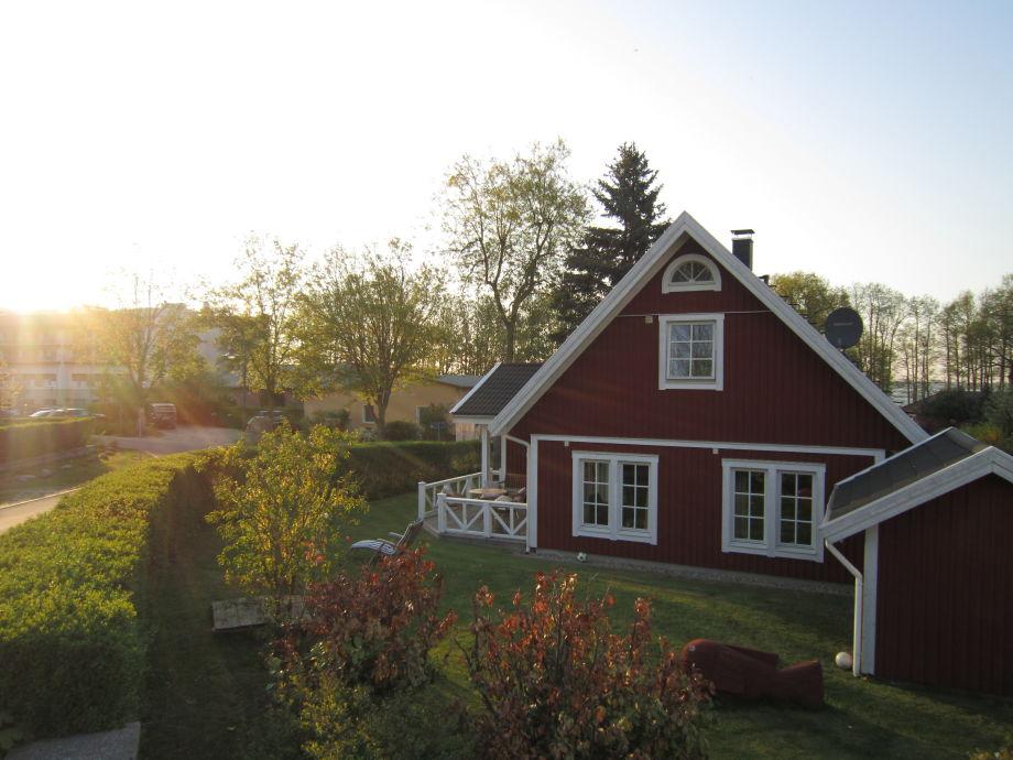 Außenaufnahme Original Schwedenhaus