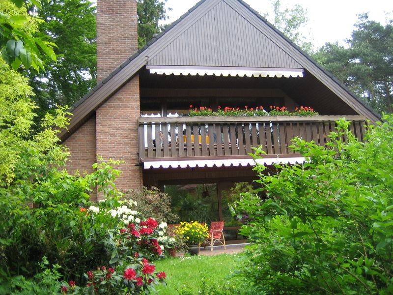 Ferienwohnung Landhaus DAT FALKENHUUS
