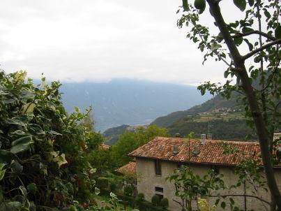 Casa Bellavista mit Garten