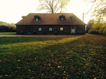 Backhaus oben