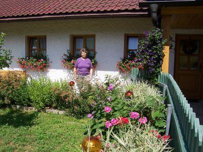 Ihr Gastgeber Maria Wilhelm