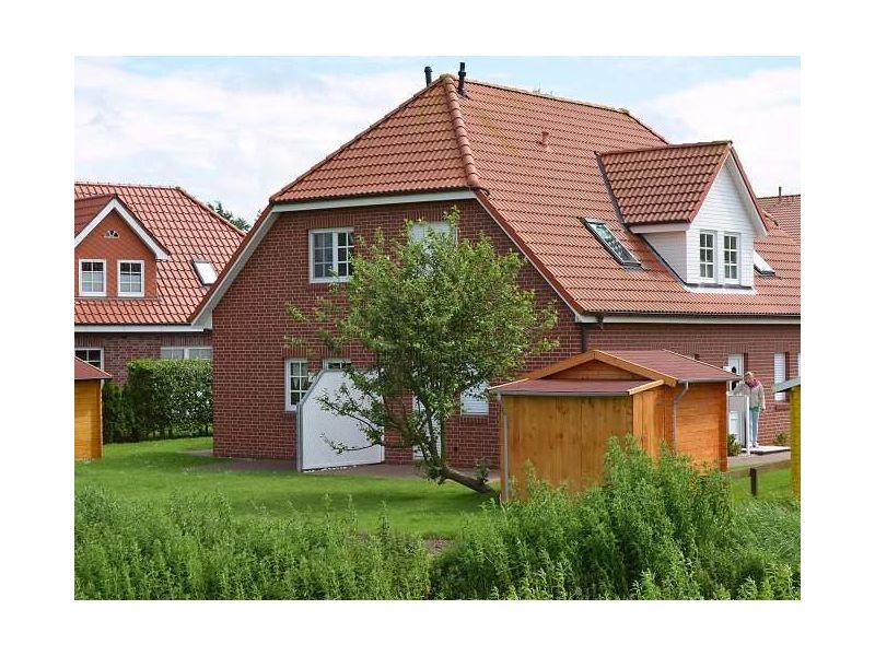 """Ferienhaus """"Nordstern"""" an der Familienlagune"""