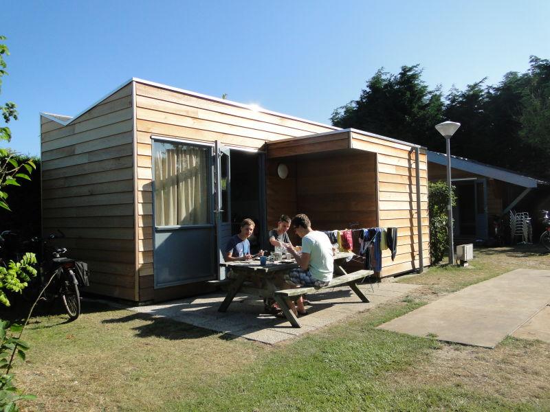 Wohnwagen Wanderhütte TH3