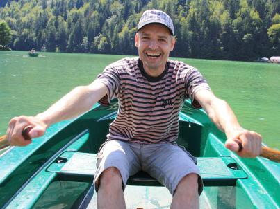 Ihr Gastgeber Christoph Merker