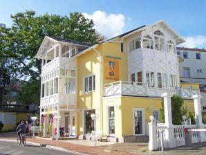 Ferienwohnung 1 Seestern (064) im Haus Seestraße