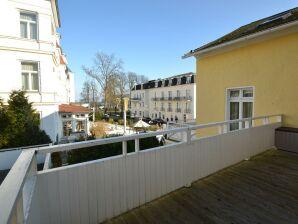Ferienwohnung 4 Seepferdchen (067) im Haus Seestraße