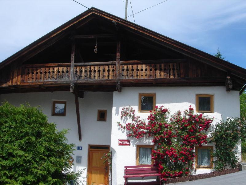 Ferienhaus Gertraud Demetz