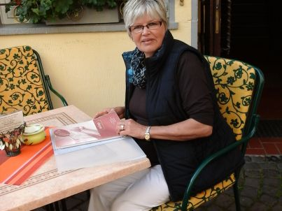 Ihr Gastgeber Anna-Liisa Olgemann