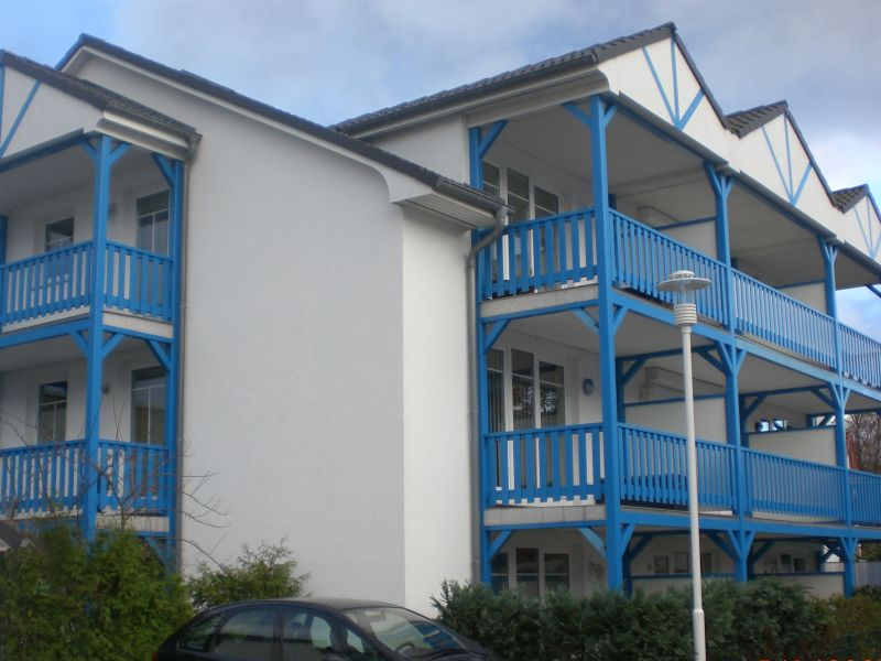 """Ferienwohnung """"Haus Himmelblau"""""""