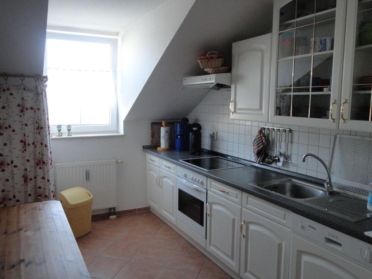 Ferienwohnung quothaus himmelblauquot ostsee frau sigrid gundlach for Küche mit elektroger ten und spülmaschine