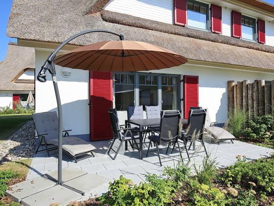 ferienhaus 17b reethaus am mariannenweg reet am17b. Black Bedroom Furniture Sets. Home Design Ideas