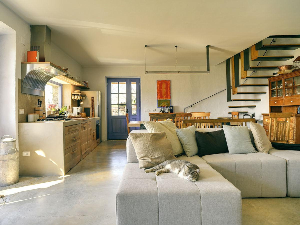 offenes wohnzimmer ~ inspiration über haus design, Wohnzimmer