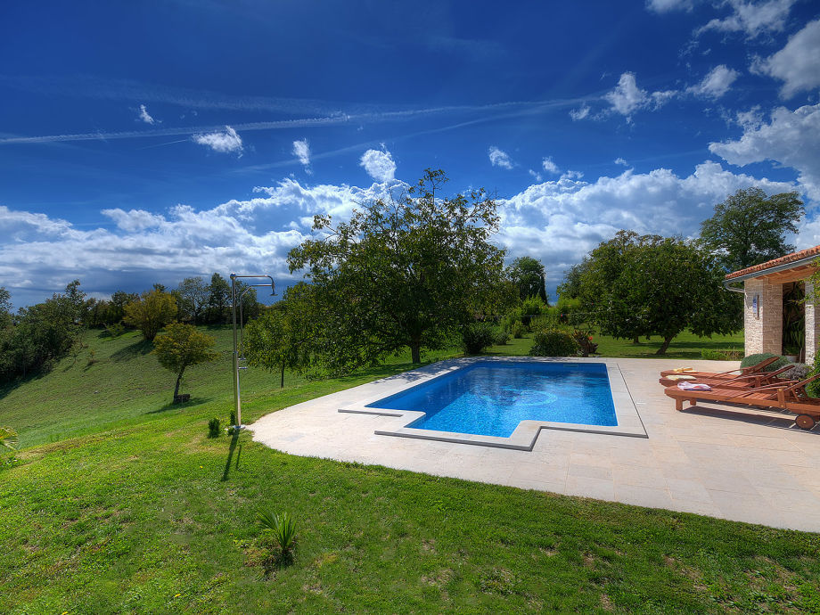 Holiday home - the view