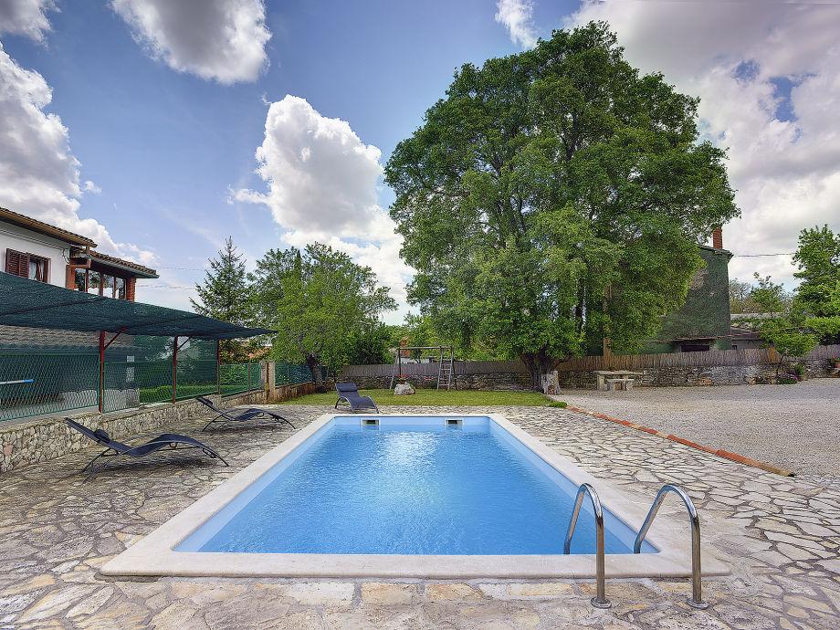 Ferienhaus mit Swimmingpool