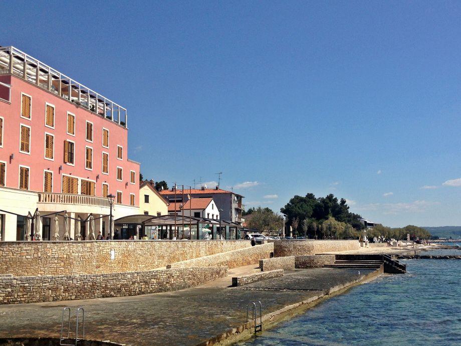 Haus Rotonda inn mediterraner Atmosphäre