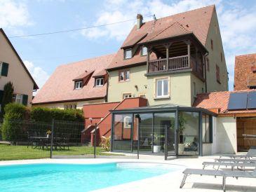 Ferienwohnung La Terrasse d'Alphonse 68G30158
