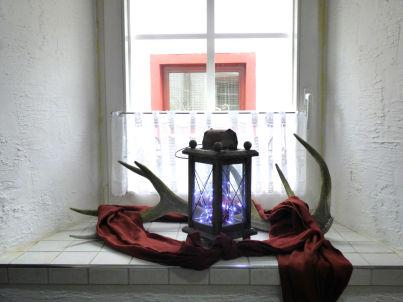 Relaxen im alten Pfarrhaus