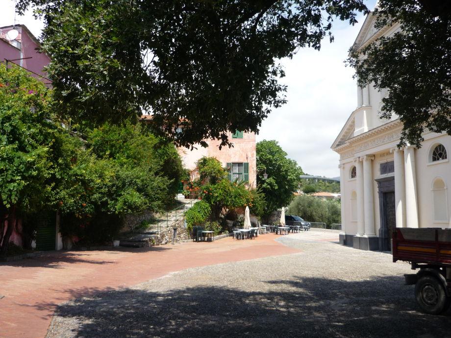Ferienwohnung Casa Florenzina, Ligurien, San Bartolomeo al Mare ...
