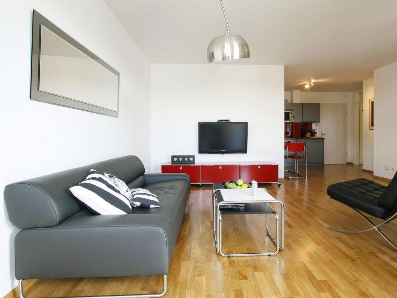 Ferienwohnung Freiburg-Design-Appartement I