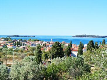 Ferienwohnung Brijuni Inseln Blick
