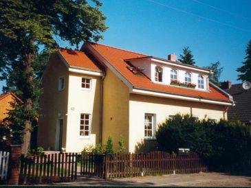 Ferienwohnung in Berlin-Mahlsdorf