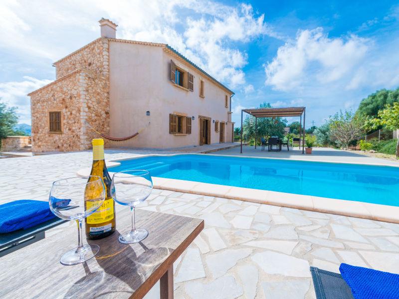 Villa Casa Puig De Na Franquesa