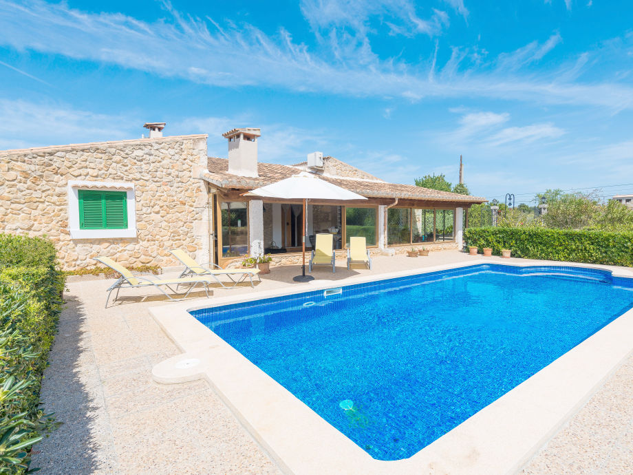 Villa Can Tresas mit Pool