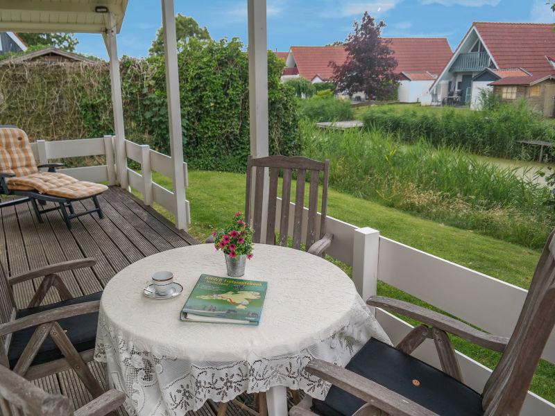 Ferienhaus Schwedenhaus an der Gracht