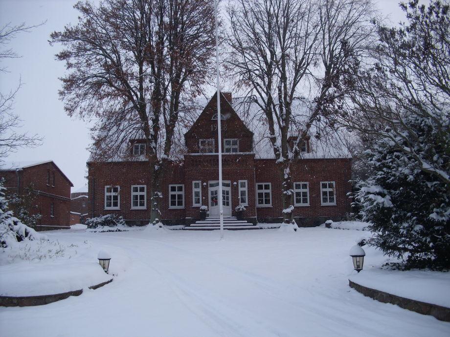 Außenaufnahme Landhaus Marquardt