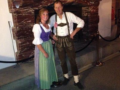Ihr Gastgeber Nadine und Rudolf Kastner