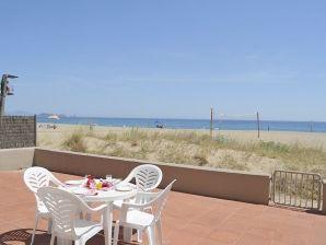 Ferienwohnung Erste Strandlinie in Pals
