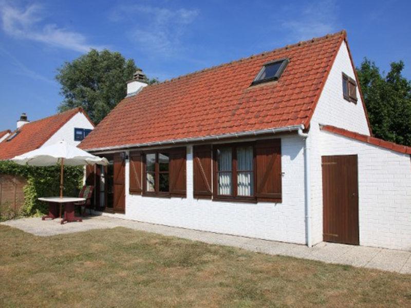 Ferienhaus Fisherman's House Zeewind Bredene
