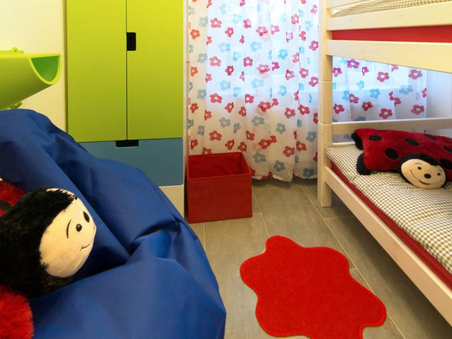 Ferienwohnung kleine auszeit nordseek ste norddeich for Kinderzimmer jasmin
