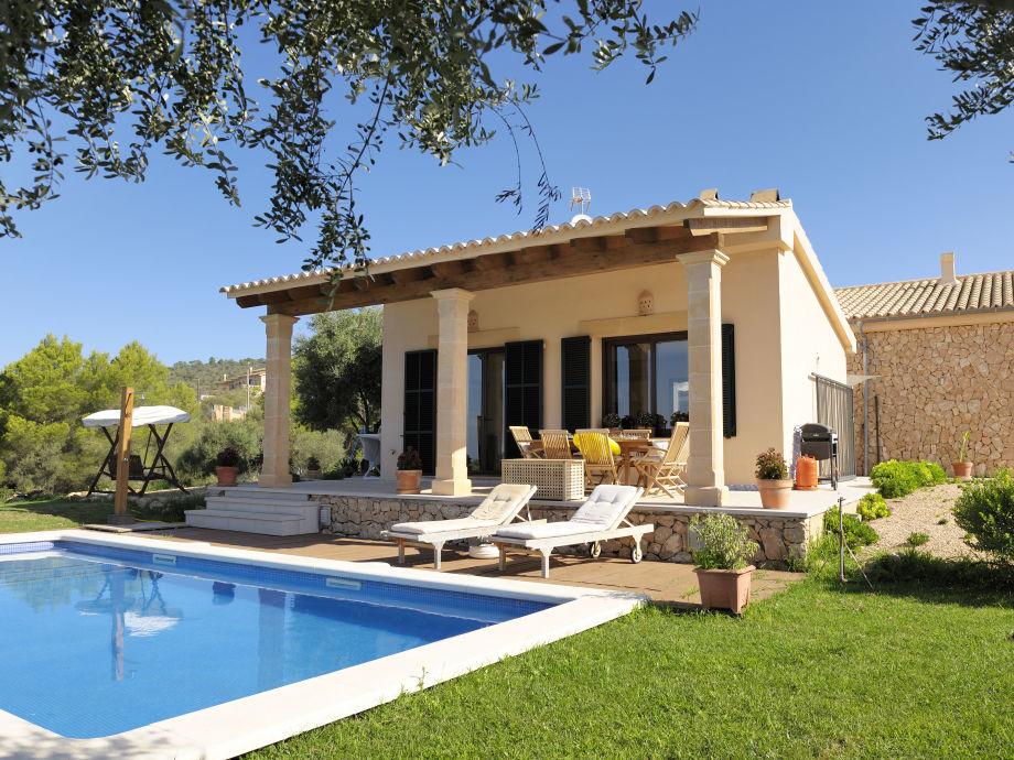 Villa Maricel mit Pool in es Puntiro