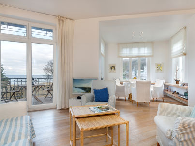 Lachmöwe - Villa Stranddistel