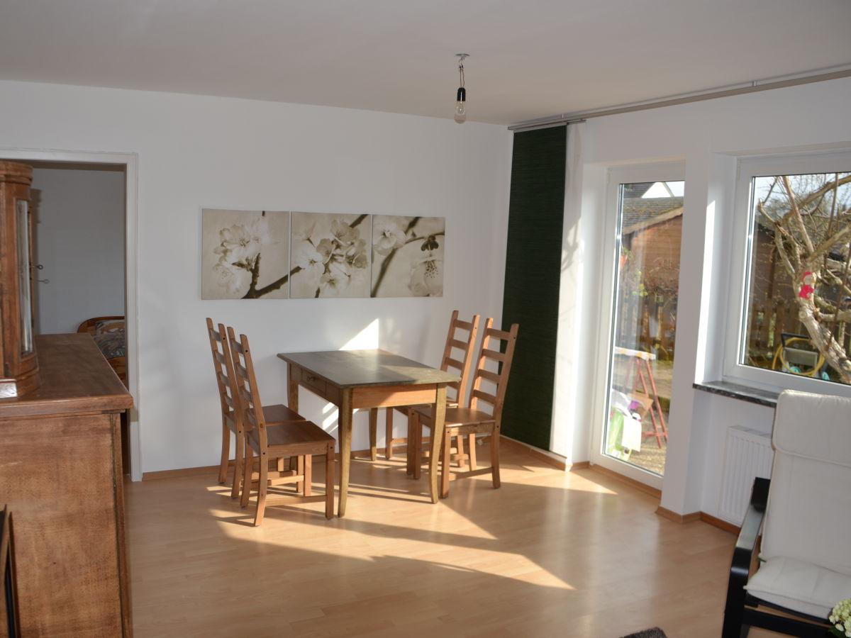 Ferienwohnung haus karle bodensee frau annette mahler for Wohnzimmer esstisch