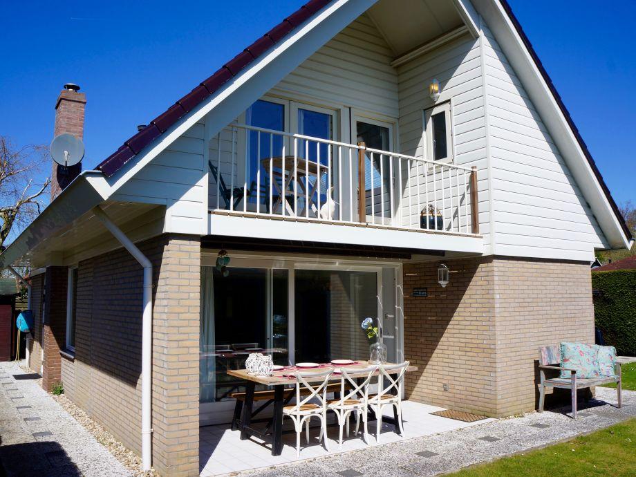 Das luxuriöse, freistehende Ferienhaus für 8 Personen