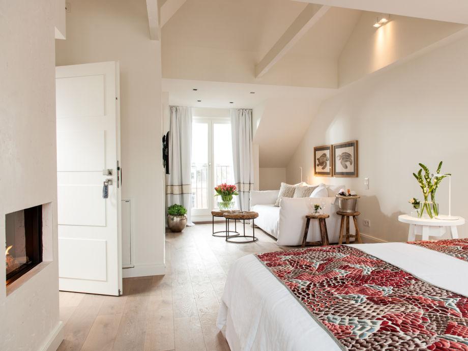 Ausstattung - Suite 3 im Hotel Sylter Zollhaus
