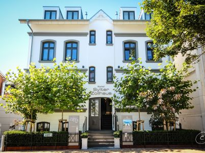 - Suite 3 im Hotel Sylter Zollhaus
