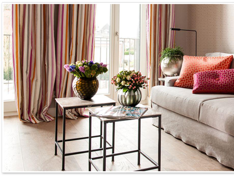 Ausstattung - Suite 4 im Hotel Sylter Zollhaus