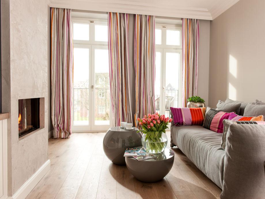 Ausstattung - Suite 6 im Hotel Sylter Zollhaus