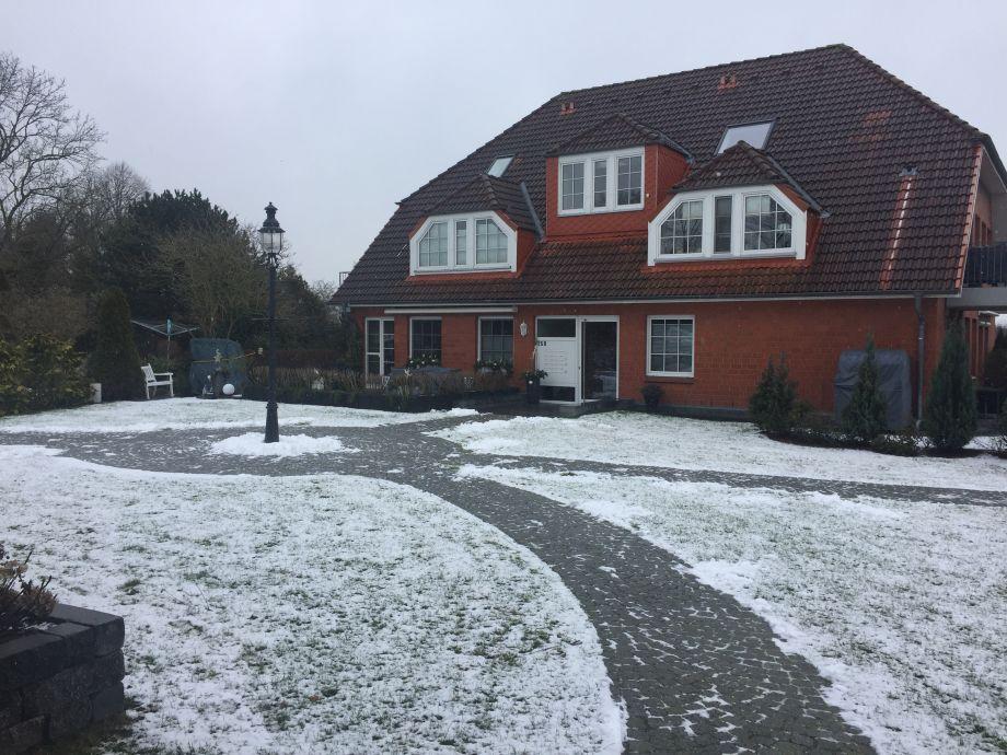 Auch im Winter hat Timmendorf seine Reize