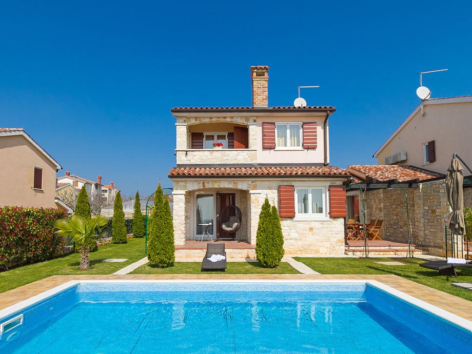 Außenaufnahme Villa Girasole