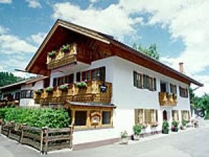 Ferienwohnung Ferienhaus Werdenfels