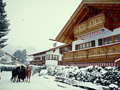 Ferienhaus Werdenfels