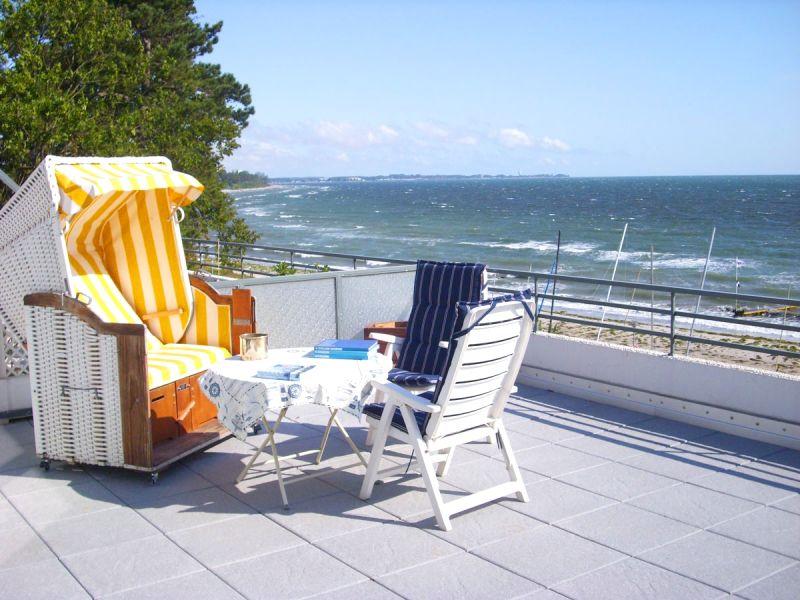 Ferienwohnung Traumblick Birkenweg Scharbeutz-Haffkrug