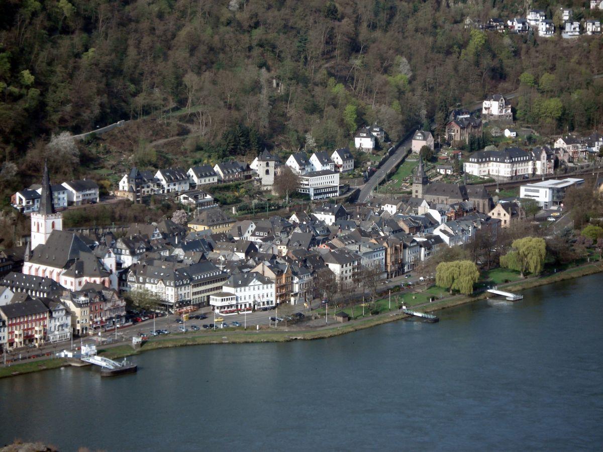 St Goar Hotel Zur Loreley