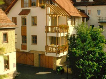 Sonnen-Appartements